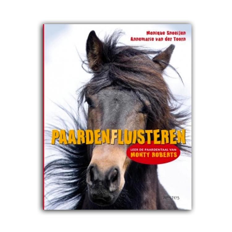 Boek Paardenfluisteren Monty Roberts